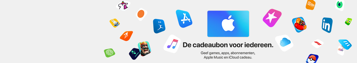 App Store & iTunes opwaarderen