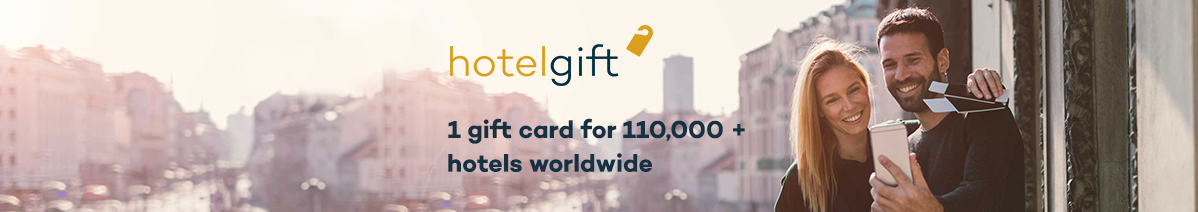 Hotelgift Top up