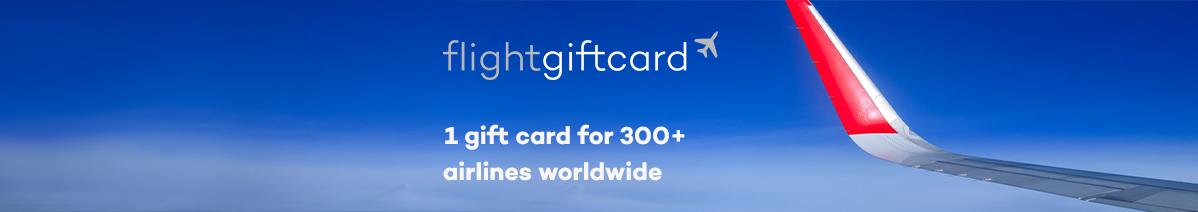 Flightgiftcard Top up