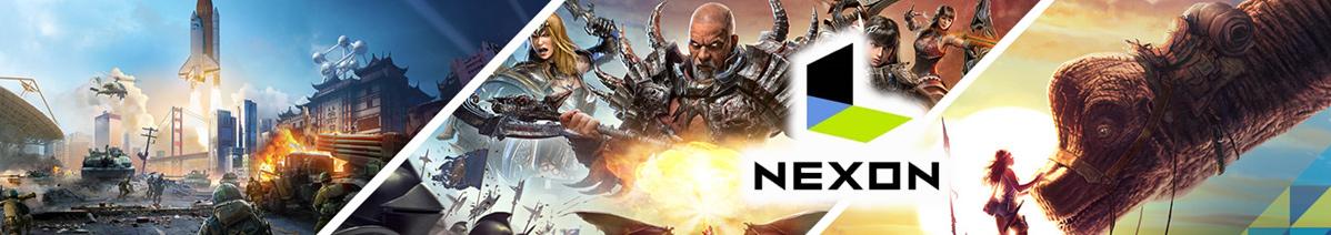 Nexon Game Card