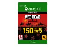 150 Red Dead Online Gold Bars Xbox One