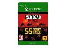 55 Red Dead Online Gold Bars