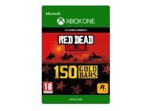 150 Red Dead Online Gold Bars