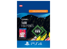 1600 FIFA 20 FUT Points PS4