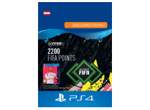 2200 FIFA 20 FUT Points PS4