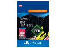 1050 FIFA 20 FUT Points PS4