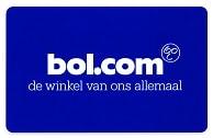 Bol.com cadeaukaart €20