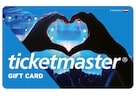 Ticketmaster gift card €100