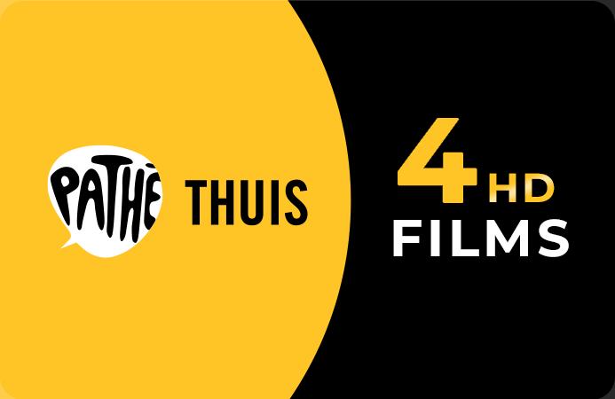 Pathé Thuis 4HD Films