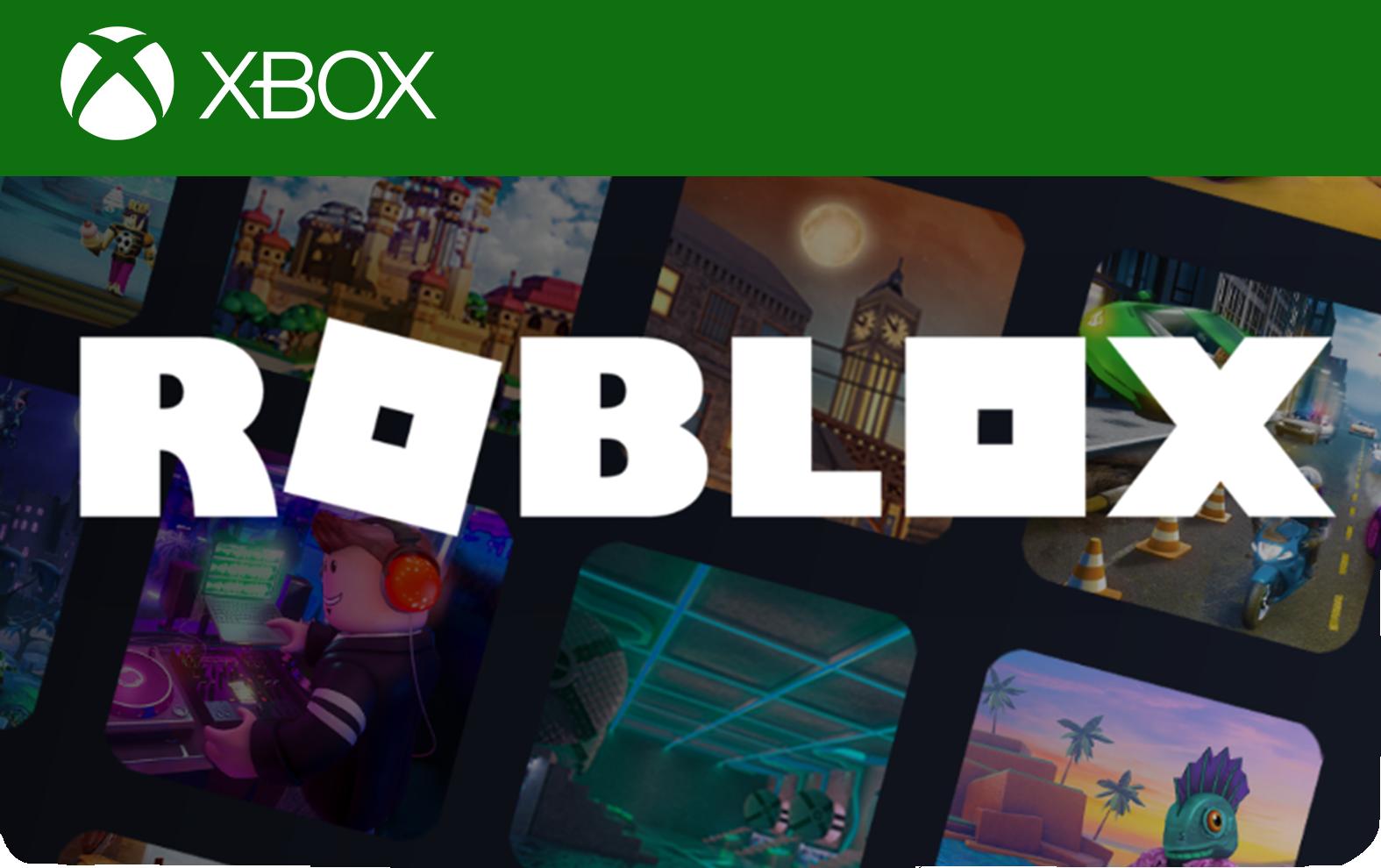 Roblox 800 Robux Xbox One