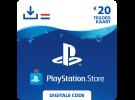 PSN Card €20