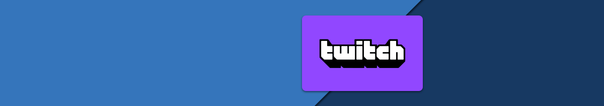 Twitch giftcard
