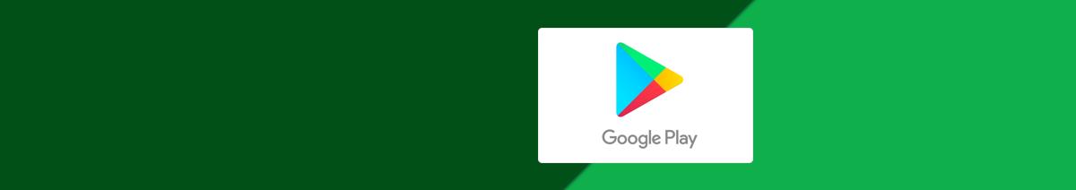 Google Play Cadeaukaart