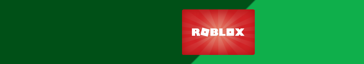 Roblox Gift Card PC en Xbox One