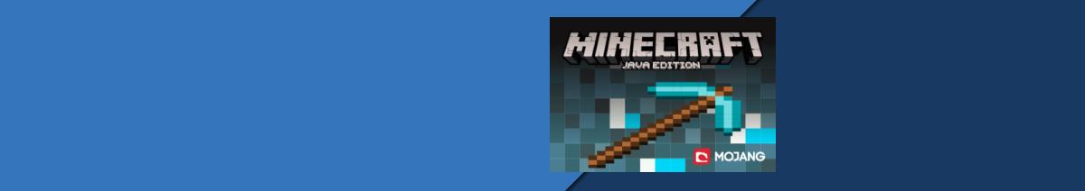 Minecraft Java Edition Cadeaukaart
