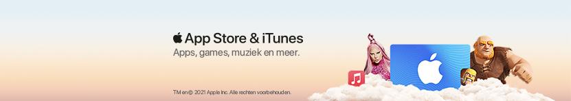 App Store & iTunes Kaart