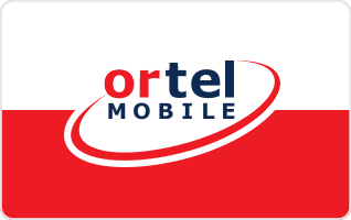 Ortel prepaid €5