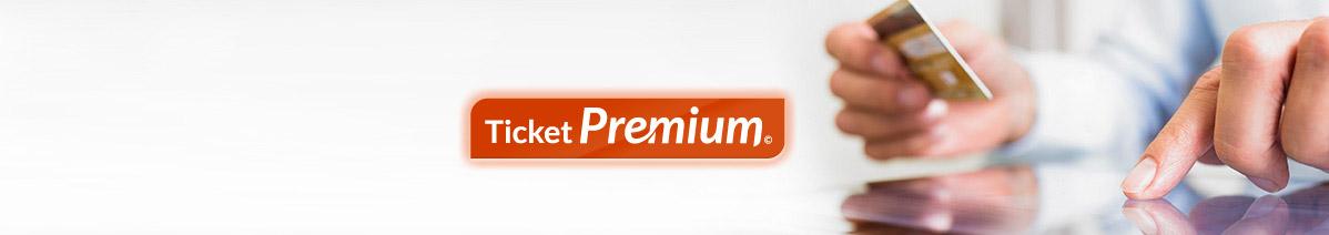 Ticket Premium aufladen