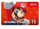 Nintendo eShop Card 15 €