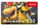 Nintendo eShop Card 50 €