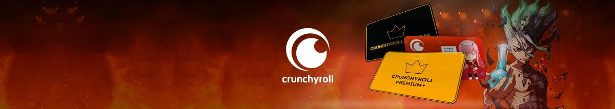 Crunchyroll aufladen