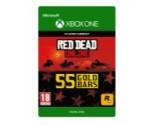 55 RDRO Gold Bars Xbox One