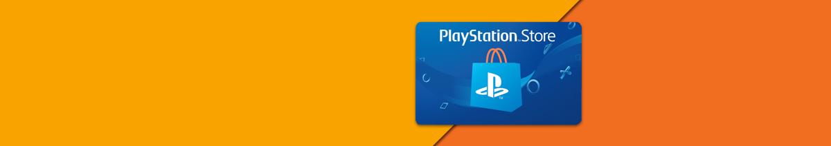 PlayStation Karte aufladen