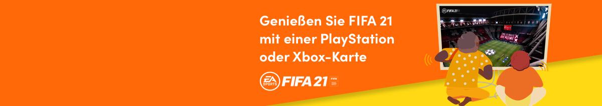 FIFA 21 Points aufladen