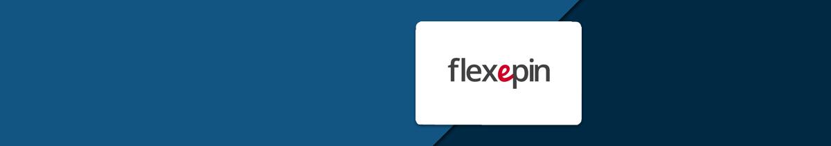 Flexepin aufladen