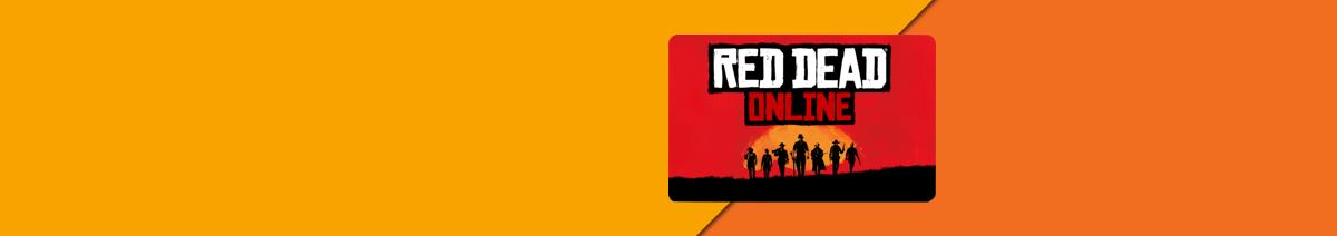 Red Dead Online aufladen