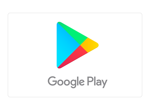 Google Play Karte aufladen