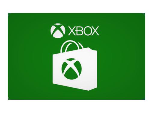 Xbox Guthabenkarte