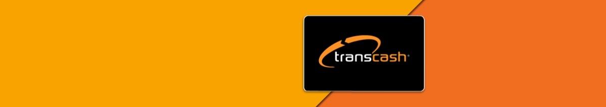 Transcash aufladen