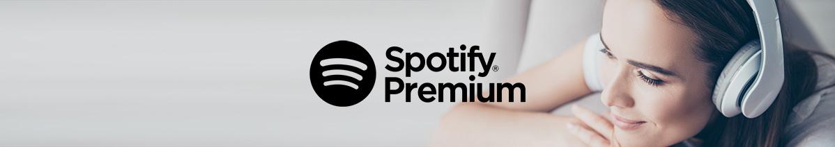 Spotify Premium kaart