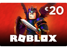Roblox Gift Card €20