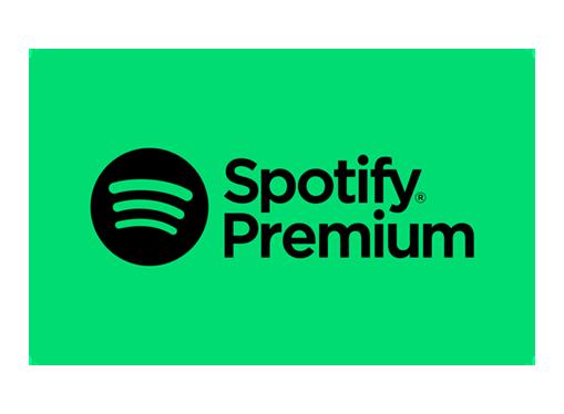 Spotify kaart