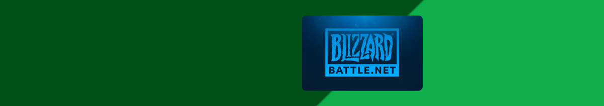 Battlenet Gift Card