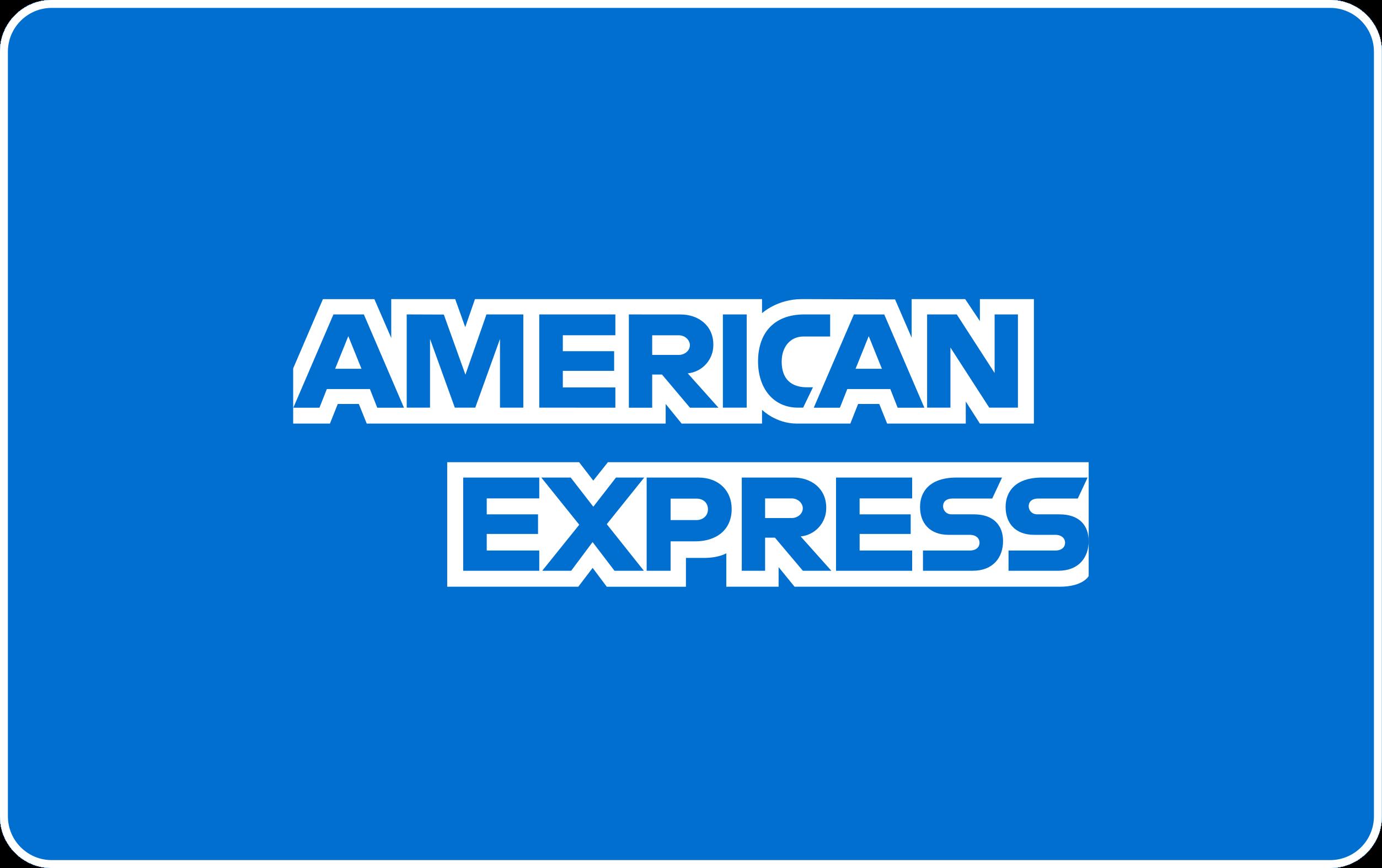Prepaid American Express Gift Card