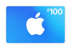 £100 App Store & iTunes Gift Card