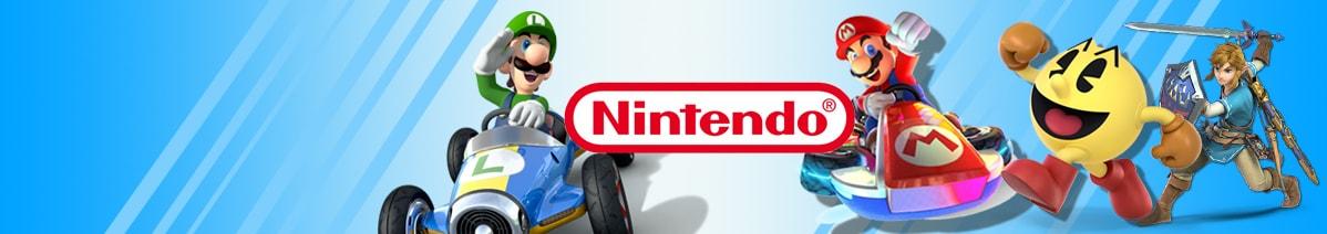 Nintendo eShop Top up