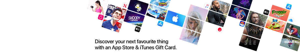 App Store & iTunes Top up