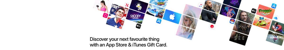 App Store & iTunes Top up