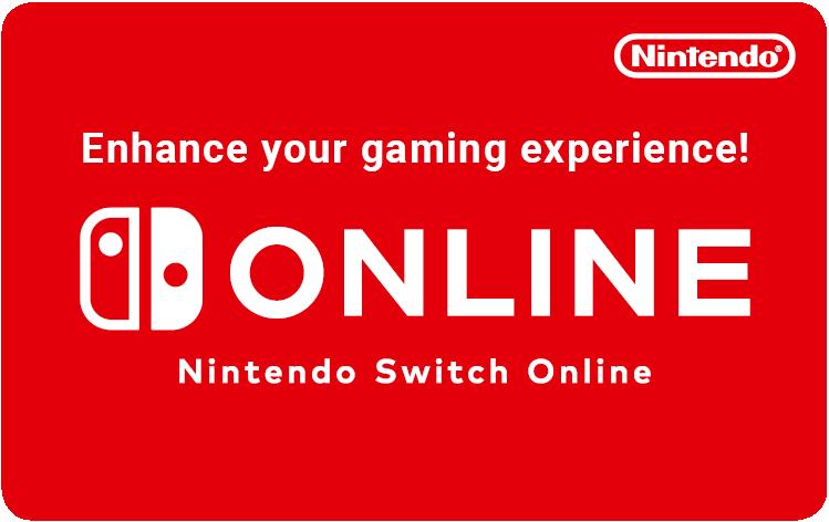 Nintendo Switch Online 3 months
