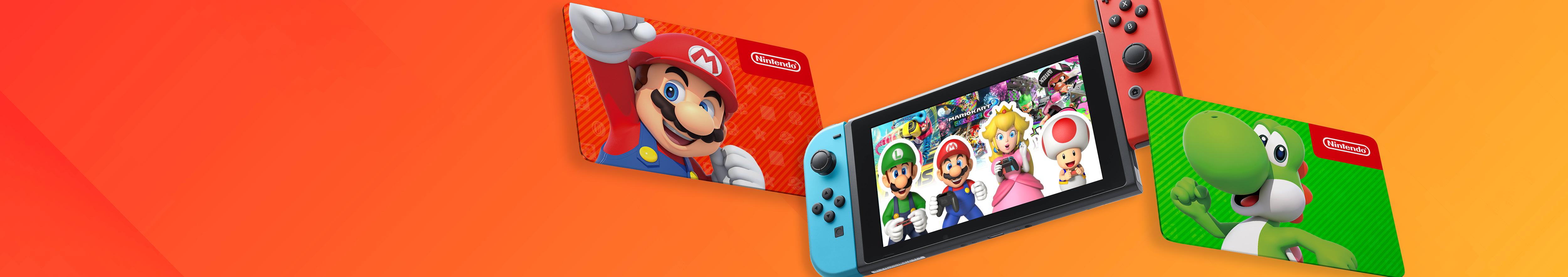 Nintendo Switch Online Top up