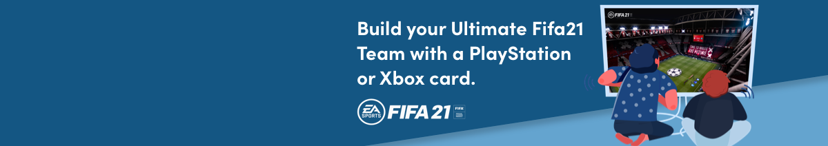 FIFA 22 Points Xbox One or PlayStation Top up