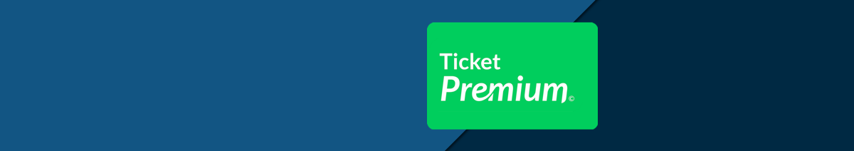 Ticket Premium Top up