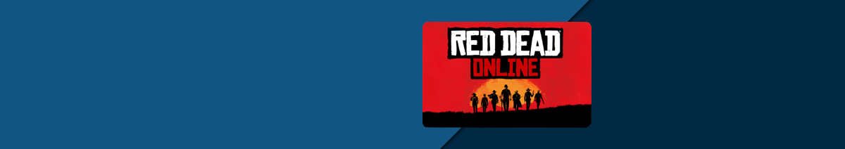 Red Dead Online Gold Bars Top up