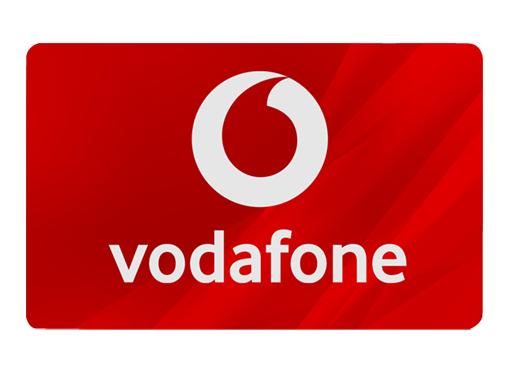 Vodafone 5 Pounds
