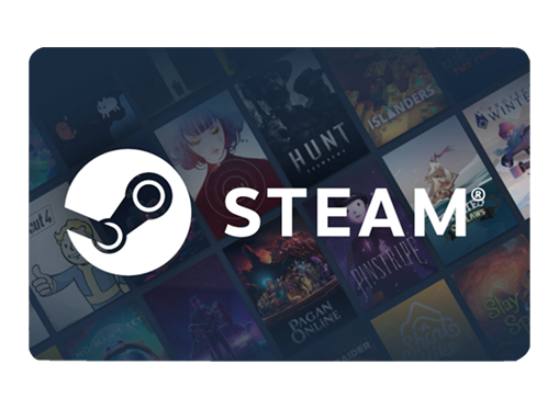 Buy Steam online