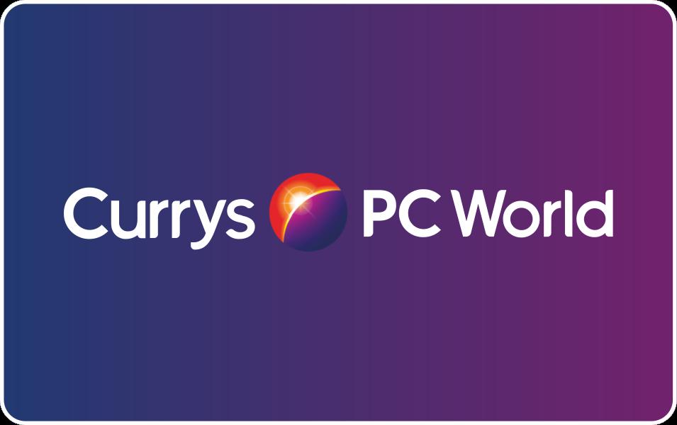 Currys PC World Gift Card UK